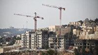 İşgalci İsrail işgal altındaki Batı Şeria'da yasa dışı 350 yeni konut inşa ediyor