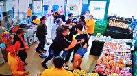 Market sırasında dehşet: 3 jandarmayı yaraladı serbest kaldı