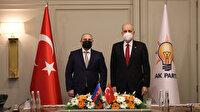 AK Parti ile Yeni Azerbaycan Partisi arasında iş birliği anlaşması