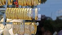 Kuyumcuda 40 bin lira değerinde altını eline aldı 'en ağırları bunlar mı' diye sorup altınlarla birlikte kaçtı