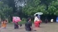 Filipinler'de etkili olan Choi-wan Fırtınası'nın yol açtığı sel ve toprak kaymaları sonucu 8 kişi hayatını kaybetti