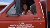Büyük tepki toplamıştı: İzmir'de itfaiye aracındaki görüntülere açığa alma ve disiplin soruşturması