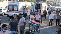 Hatay'da askeri tır çırçır fabrikasının duvarına çarptı: 2 askerimiz şehit oldu
