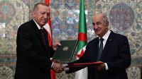 Cezayir Cumhurbaşkanı Tebbun: Türklerle ilişkilerimiz mükemmel