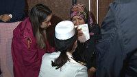 Şehit Uzman Çavuş Halit Altun'un İstanbul'daki ailesine acı haber ulaştı