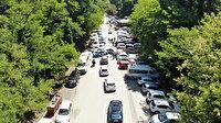 İlk kısıtlamasız cumartesi: İstanbullular Belgrad Ormanı'na akın etti