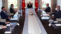 Cumhurbaşkanı Erdoğan Bulgaristan Hak ve Özgürlükler Hareketi lideri Karadayı'yı kabul etti