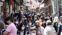 İstanbul'da pozitif vaka oranı salgının başlangıcından bu yana en düşük seviyede