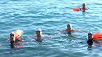 Rusya'dan Türkiye'ye sağlık çalışanlarına destek için yüzecekler