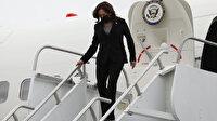 ABD Başkan Yardımcısı'nın bulunduğu uçakta panik anları: Zorunlu iniş yaptı