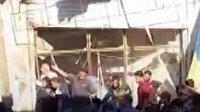 Halep'te patlama: 1 ölü, 7 yaralı