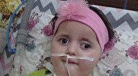 Üçüncü kez hayata döndürüldü: SMA'lı minik Meryem'e nefes olun!