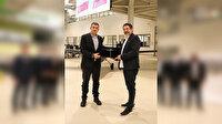 Arnavutluk İçişleri Bakanı Çuçi Bayraktar TB2'yi inceledi