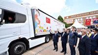 Türkiye'den Filistinli çocuklara 'oyun sandığı': MEB'in hazırladığı eğitim setleri yola çıktı