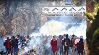 """Yunanistan göçmenleri engellemek için sınıra """"ses topu"""" koyacak"""