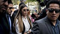 'El Chapo'nun eşi anlaşmayı kabul etti: Suçlamaları kabul edecek