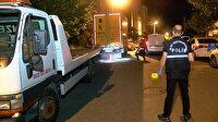 Maltepe'de kalaşnikoflu saldırı: 2 kişi yaralandı