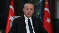 Cumhurbaşkanı Erdoğan şehit güvenlik korucusu Babat'ın ailesine başsağlığı diledi