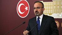 Bülent Turan '15 milletvekili' iddiasını yalanladı: Sayın Bakan bizzat kendisi müracaat etti