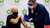 ABD Başkanı Biden korona ile mücadeleyi İkinci Dünya Savaşı'na benzetti: Aşı cephaneliğimiz olacak