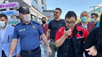 Otizmli Kemal'in polis olma hayali doğum gününde gerçekleşti: Üniformasını giydi telsizle anons geçti