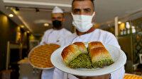 Baklavanın başkentinde baklavaya zam yok: Kilosu 120 lira civarı