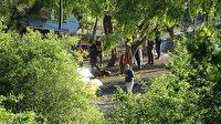 Karavanda katliam: Üç kişiyi de öldürdü