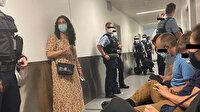 PKK'ya destek olmak için Irak'a gitmeye çalışan Almanlara havalimanında müdahale