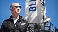 Jeff Bezos ile uzaya çıkmanın bedeli 28 milyon dolar