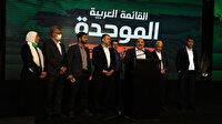 İsrail'de bir ilk: Arap Partisi koalisyon ortağı
