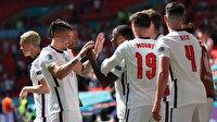 İngiltere EURO2020'ye galibiyetle başladı