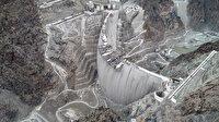 Türkiye'nin birinci dünyanın ise üçüncü en yüksek barajı olacak: Beton gövdesi tamamlandı