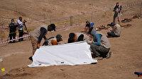 Musul'da toplu mezar bulundu: DEAŞ katlettiği 500 kişiyi buraya gömdü