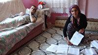 Engelli eşine maaş bağlatmak için gitti: Felçli eşinin üzerine açılan 3 şirket olduğunu öğrendi