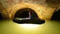 Tarihi Yarımada'nın altında botla keşif yaptılar: Üstü kadar altı da gizemli