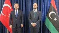İletişim Başkanı Altun Libya ziyaretini değerlendirdi: Türkiye barış ve huzura katkı sunmayı sürdürecek
