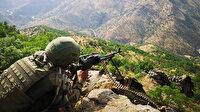 Pençe operasyonları kapsamında 5 PKK'lı terörist etkisiz hale getirildi
