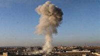 Esed rejimi yine İdlib'e saldırdı