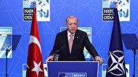 Cumhurbaşkanı Erdoğan'dan S-400 açıklaması: Görüşlerimizin değişmediğini Biden'a ilettim