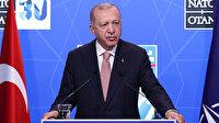 """Cumhurbaşkanı Erdoğan'dan Macron açıklaması: Kendisi bana """"İslama karşı olmam mümkün değil"""" dedi"""
