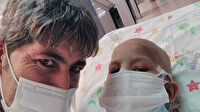 Lösemi hastası Mustafa ile babasının umut dolu mücadelesi: Minik savaşçı kanseri dördüncü kez yenmek istiyor