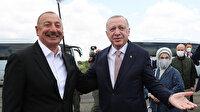 Erdoğan ve Aliyev'den Karabağ'ın sembol şehri Şuşa'ya ziyaret