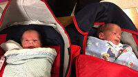 Suriyeli ikiz bebekler Türkiye'de sağlığına kavuştu