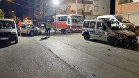 Osmaniye'de gasp dehşeti: Dört araca çarptı beş kişiyi yaraladı