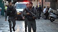 İşgalci İsrail polisi Cami imamını gözaltına aldı