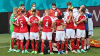 Futbol endüstrisinin son kurbanı Christian Eriksen oldu: Fikstüre doktorlar onay versin!