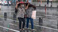 Meteorolojiden 18 il için kuvvetli yağış uyarısı!