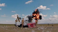 Kamikaze drone 'Alpagu' hedefi tam isabetle vurdu