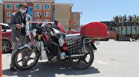Sıfır aldığı motosikleti başına bela oldu: Hiç gitmediği şehirde 3 bin 300 lira otopark ücreti kesildi