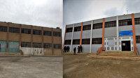 Terörden temizlenen Tel Abyad'da 22 okul hizmete girdi: Türkiye'nin onardığı okullar sayesinde çocuklar gelecek için artık umutlu